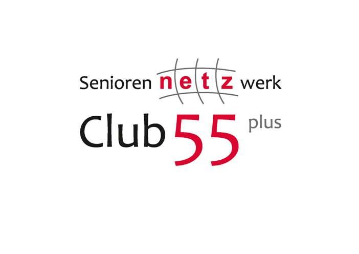 Logo club 55 plus