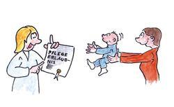 Pflegeerlaubnis
