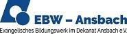 Externer Link: Logo Evangelisches Erwachsenenbildungswerk im Dekanat Ansbach