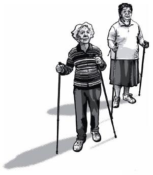 Senioren-Gesundheit